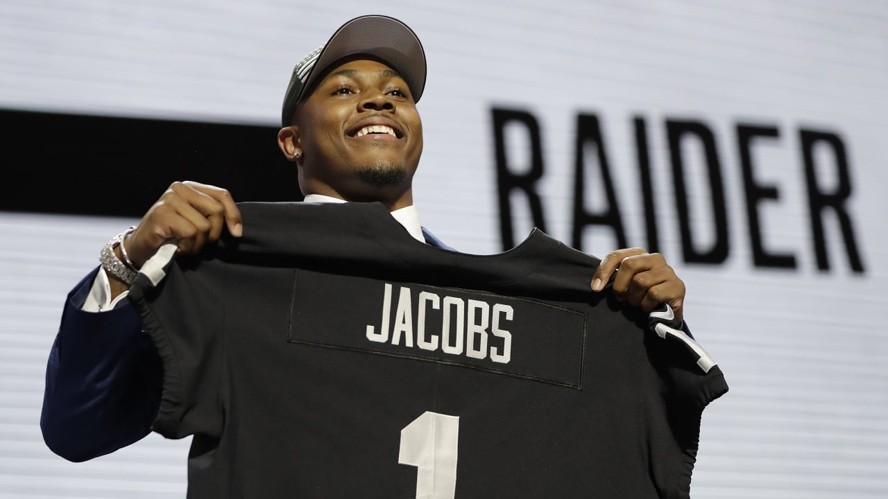 Fast Facts: Get to know Oakland Raiders running back Josh Jacobs