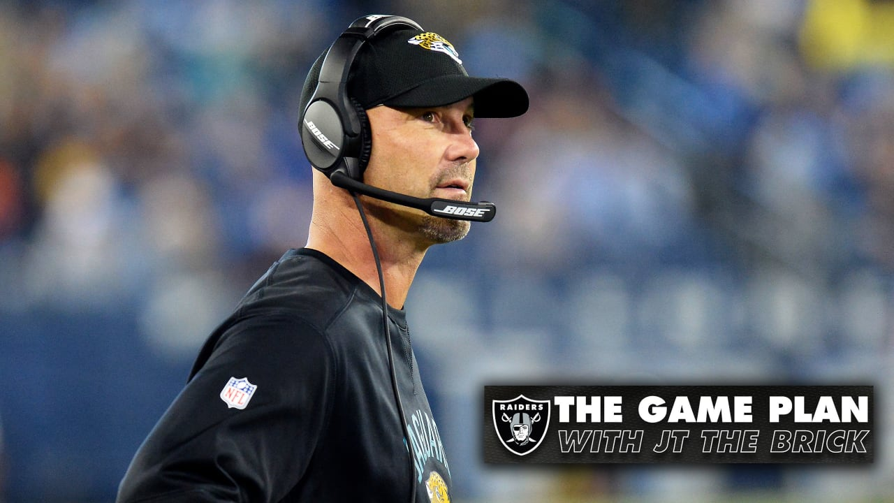 Gus Bradley on the process of becoming the Raiders' new ...