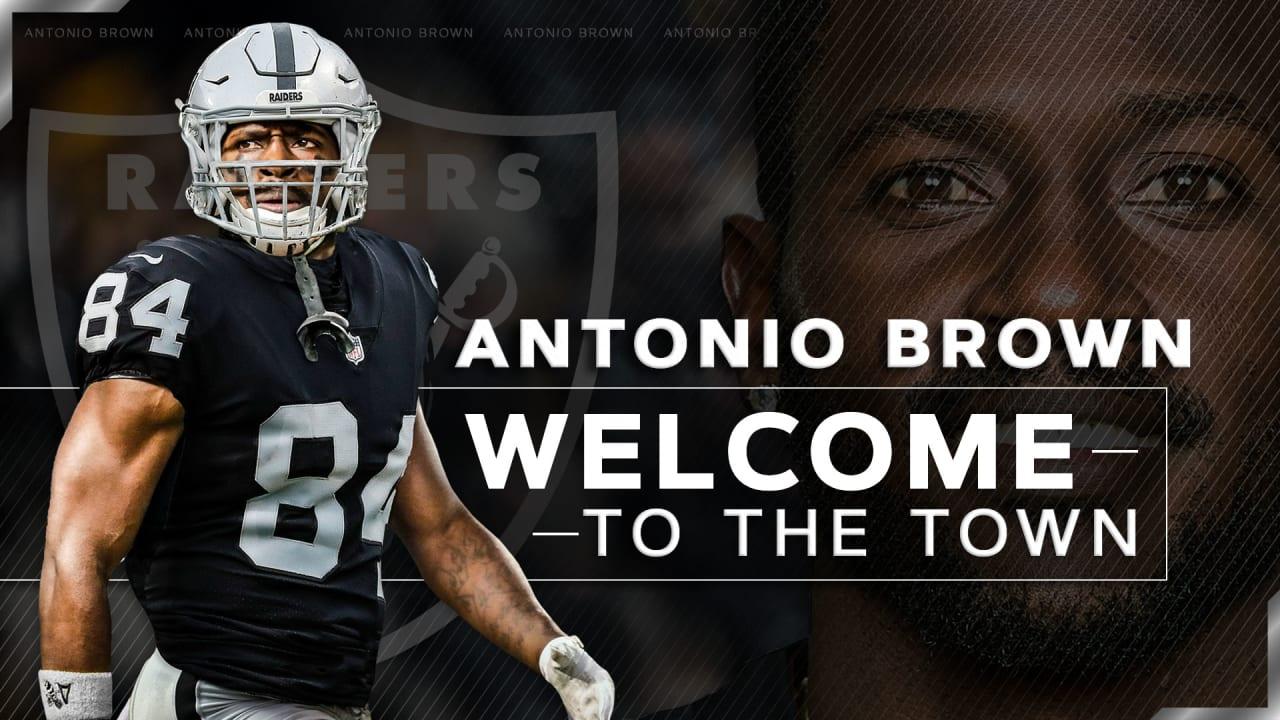 the latest cc45d df5eb Raiders acquire All-Pro wide receiver Antonio Brown