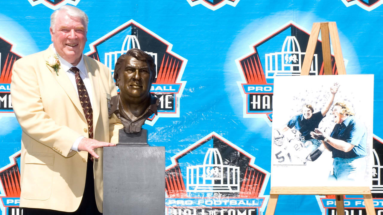John Madden - Hall of Fame