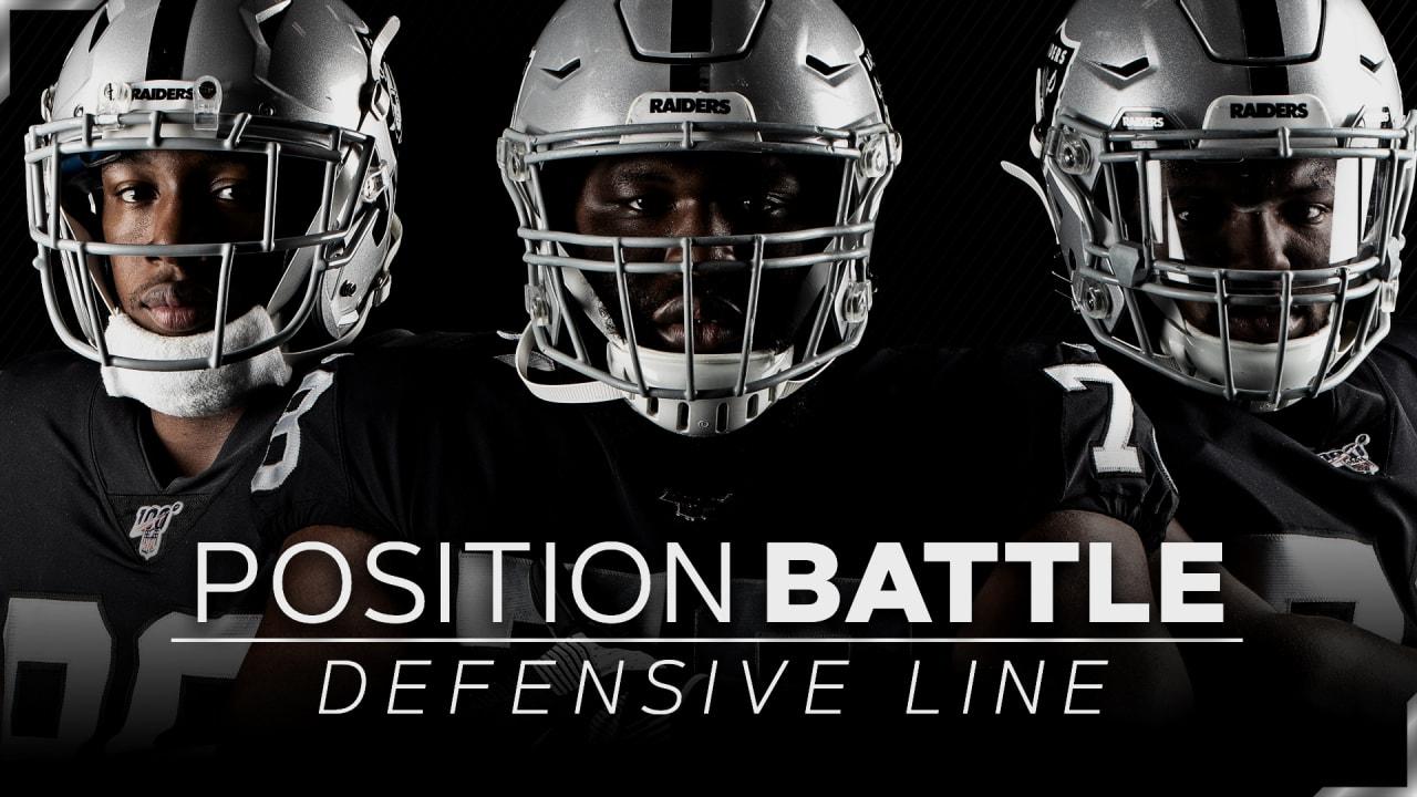 2019 Position Battle Defensive Line