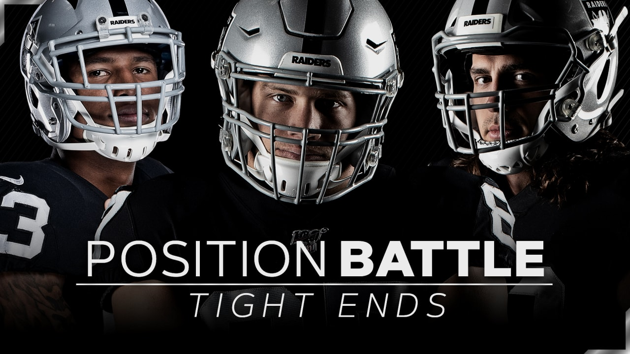 new styles 9d346 5562f 2019 Position Battle: Tight Ends