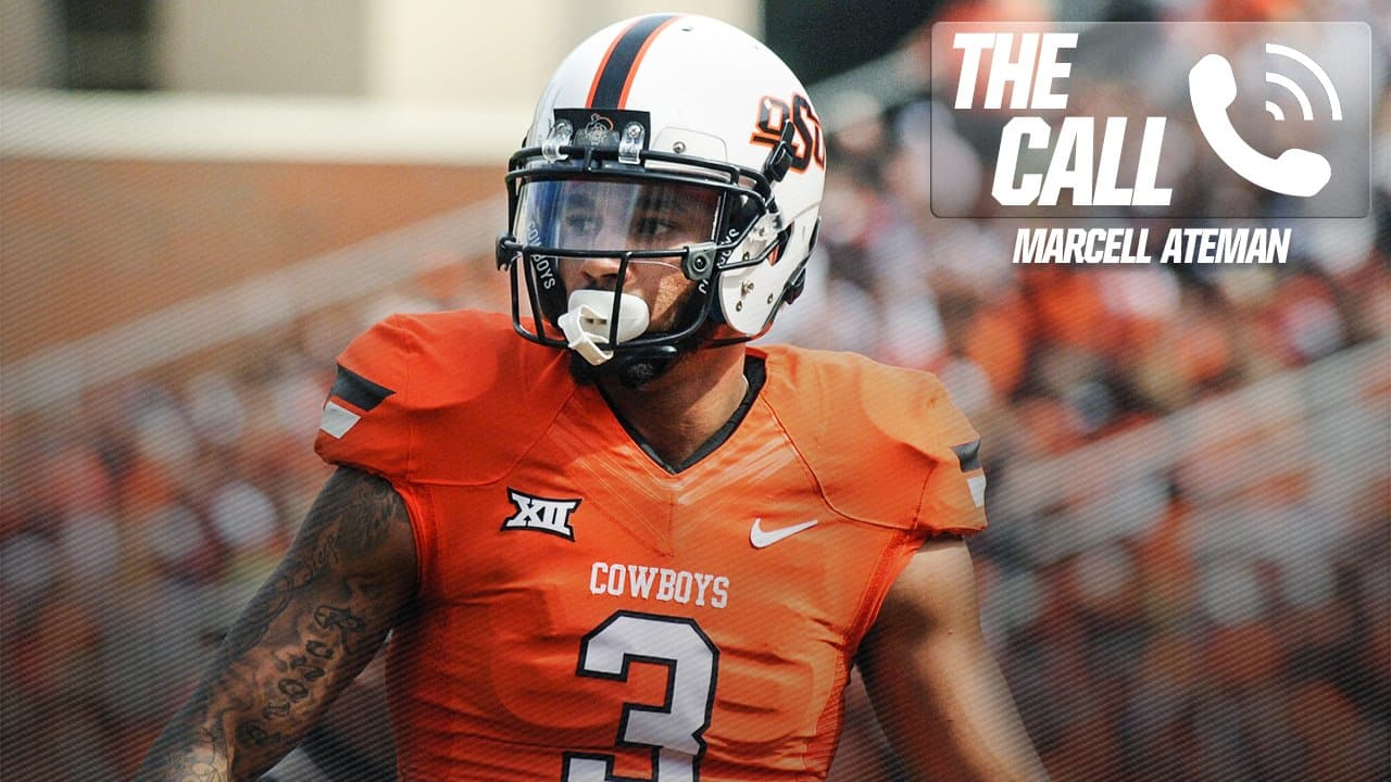 check out 40dfc be868 The Call: Marcell Ateman Becomes A Raider