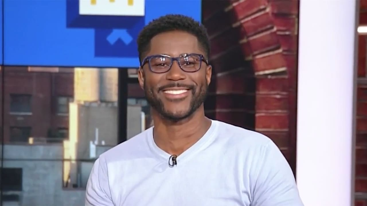 Gmfb Nate Burleson Discusses Raiders Big Moves In Free Agency
