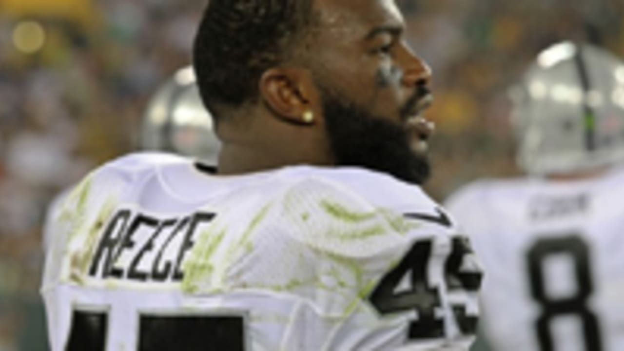 Raiders Release FB Marcel Reece