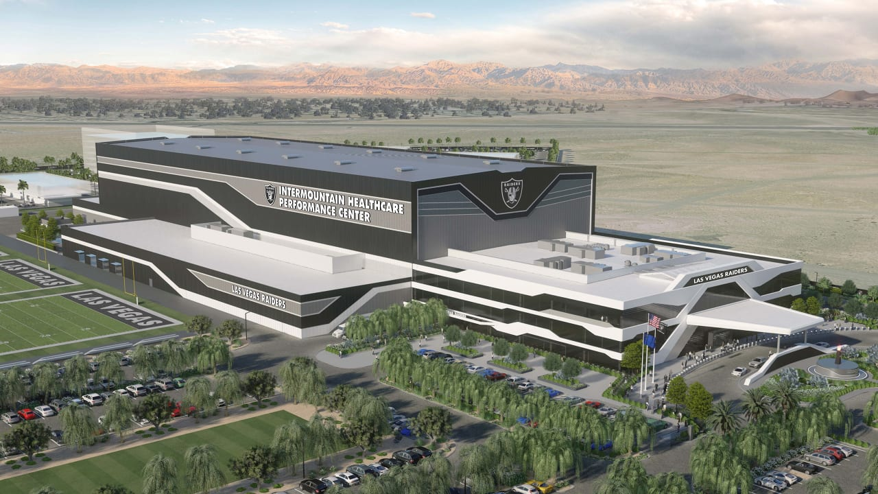 Raiders And Intermountain Healthcare Join In Health Partnership