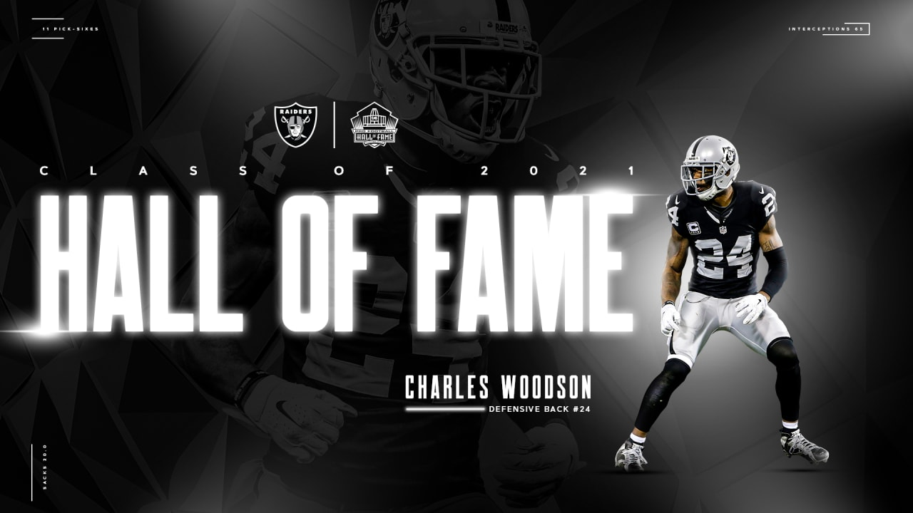 Charles Woodson elected to the Pro Football Hall of Fame on the ...