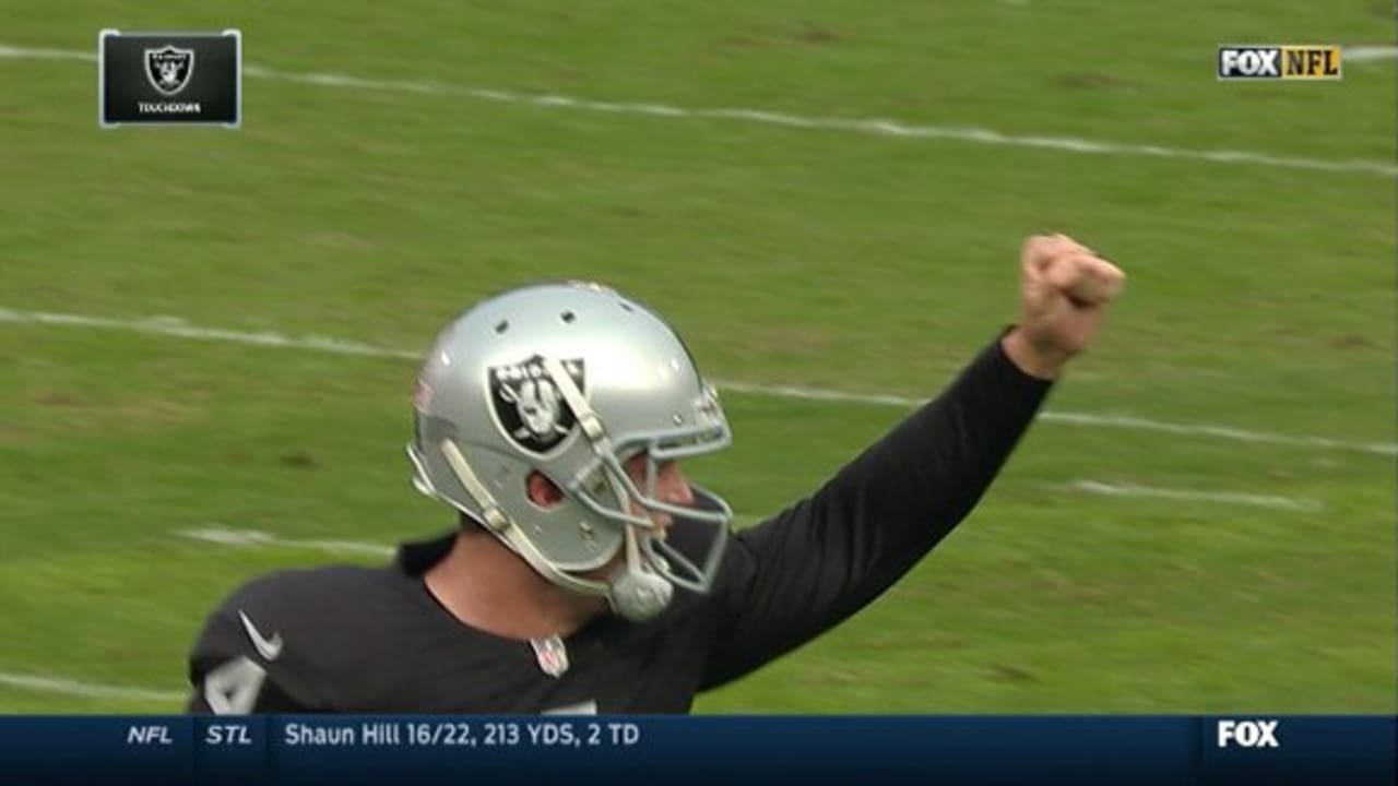 QB Derek Carr Highlights a76e01940