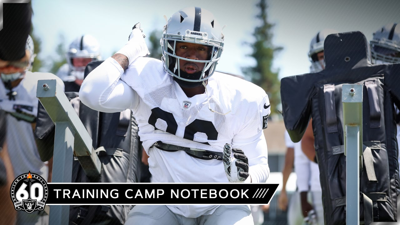 d17e3e7a Training Camp Notebook: Raiders close out the final practice of camp ...