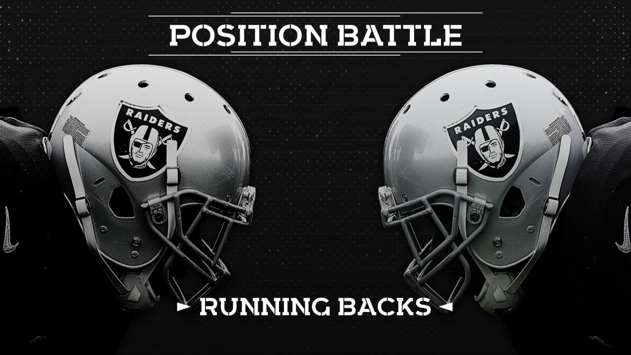 bedcb6e29 Oakland Raiders  Position Battles  Running Backs