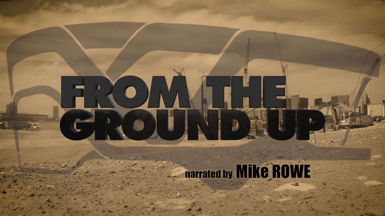 "From The Ground Up from the ground up - ep. 1: ""more than just a building"""