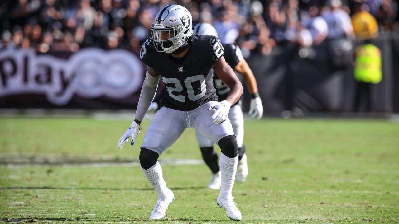 Raiders Re-Sign CB Daryl Worley