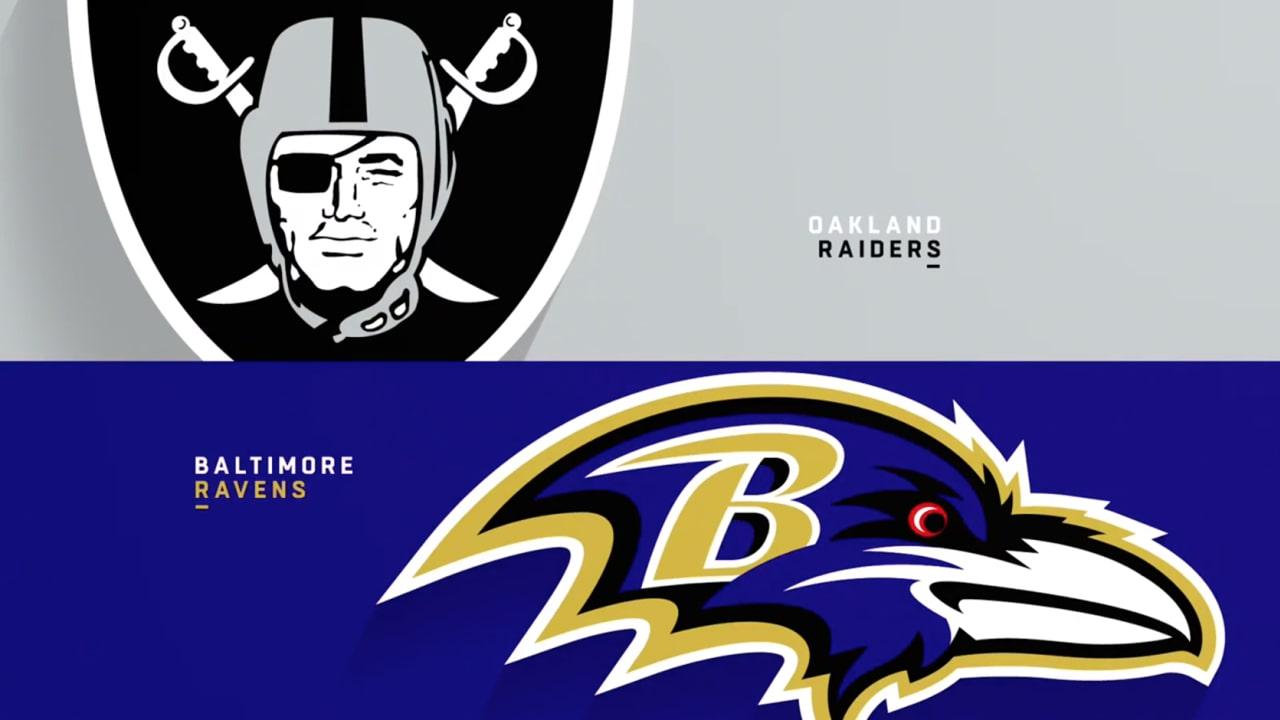 Image result for raiders @ ravens