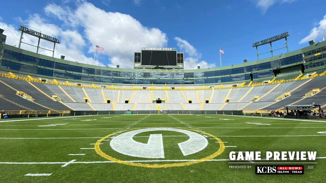 With Bye Behind Them Raiders Head To Lambeau Field For Showdown With Green Bay Packers