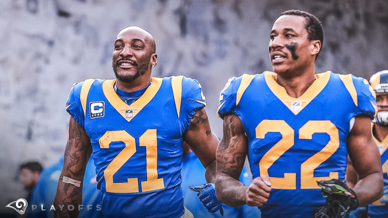 new concept 5a506 8b8f1 Aqib Talib and Marcus Peters are familiar with Amari ...