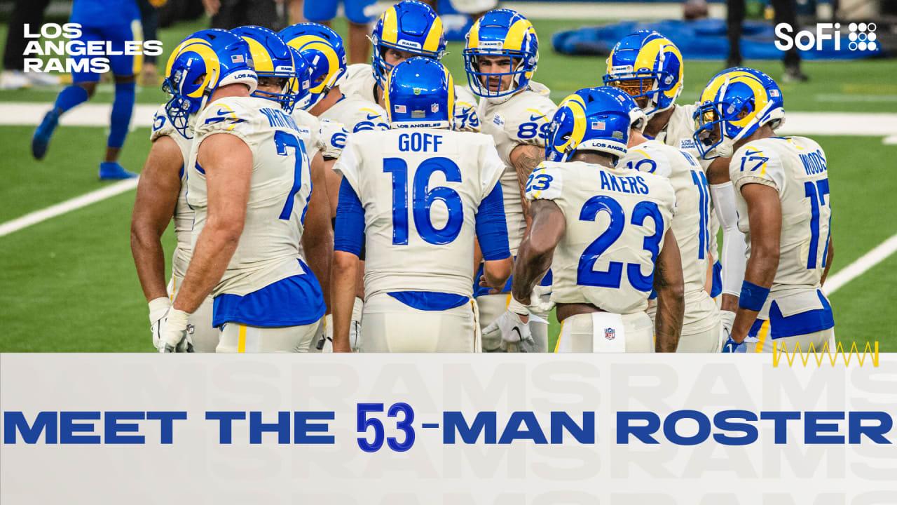 Photos Meet Your 2020 Los Angeles Rams