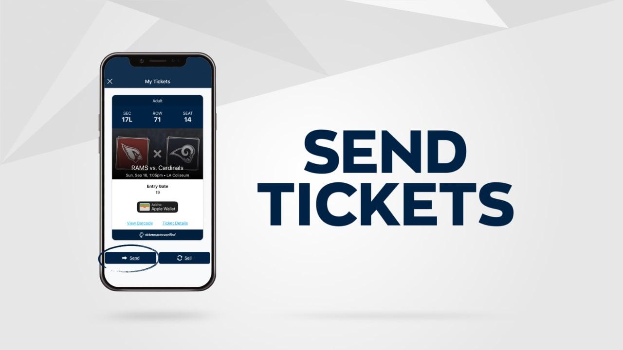 Rams Mobile Ticketing | Los Angeles Rams - therams com