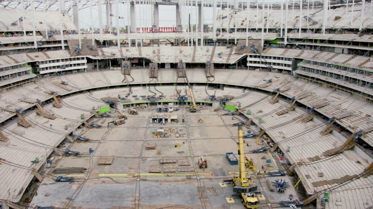 Rams News Now >> Rams take a visit to SoFi Stadium