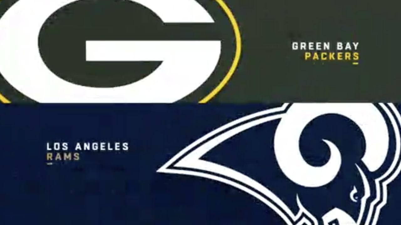 Packers vs. Rams highlights | Week 8