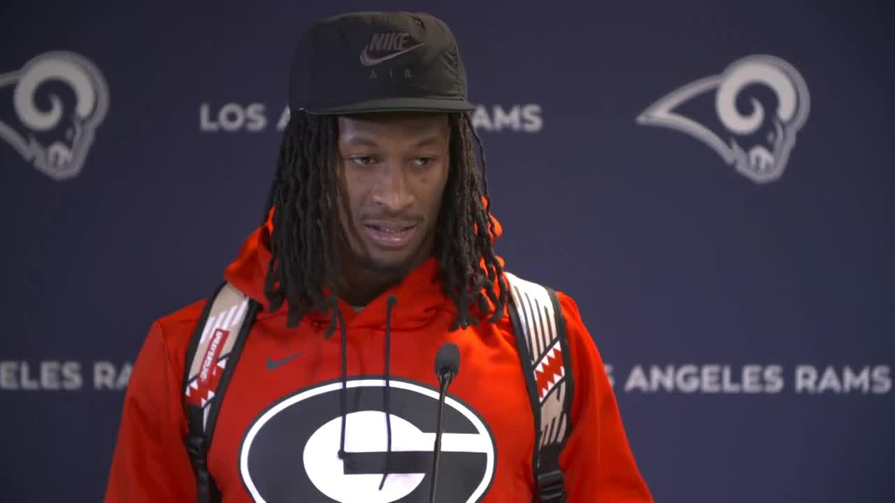 Gurley On Going To The Super Bowl There S No Better Feeling