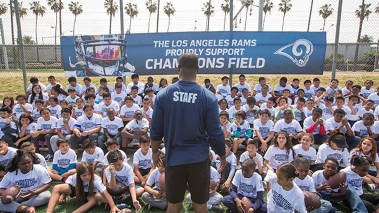 LA Rams NFL /'Greatness/' T shirt