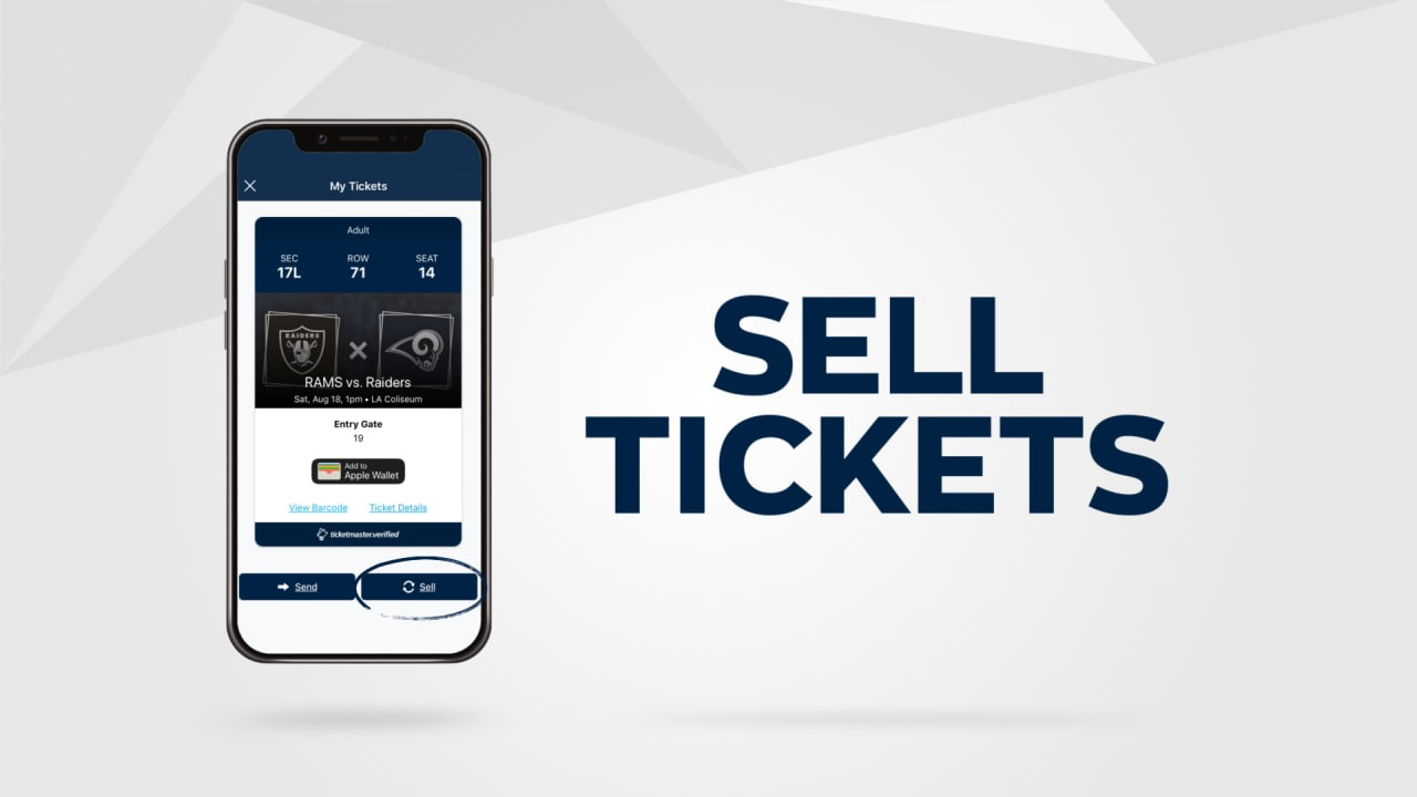 Rams Mobile Ticketing   Los Angeles Rams - therams com