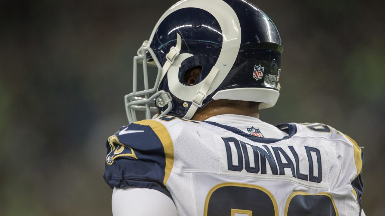 3ee99c38 Rams Add Donald, Peterson to Active Roster