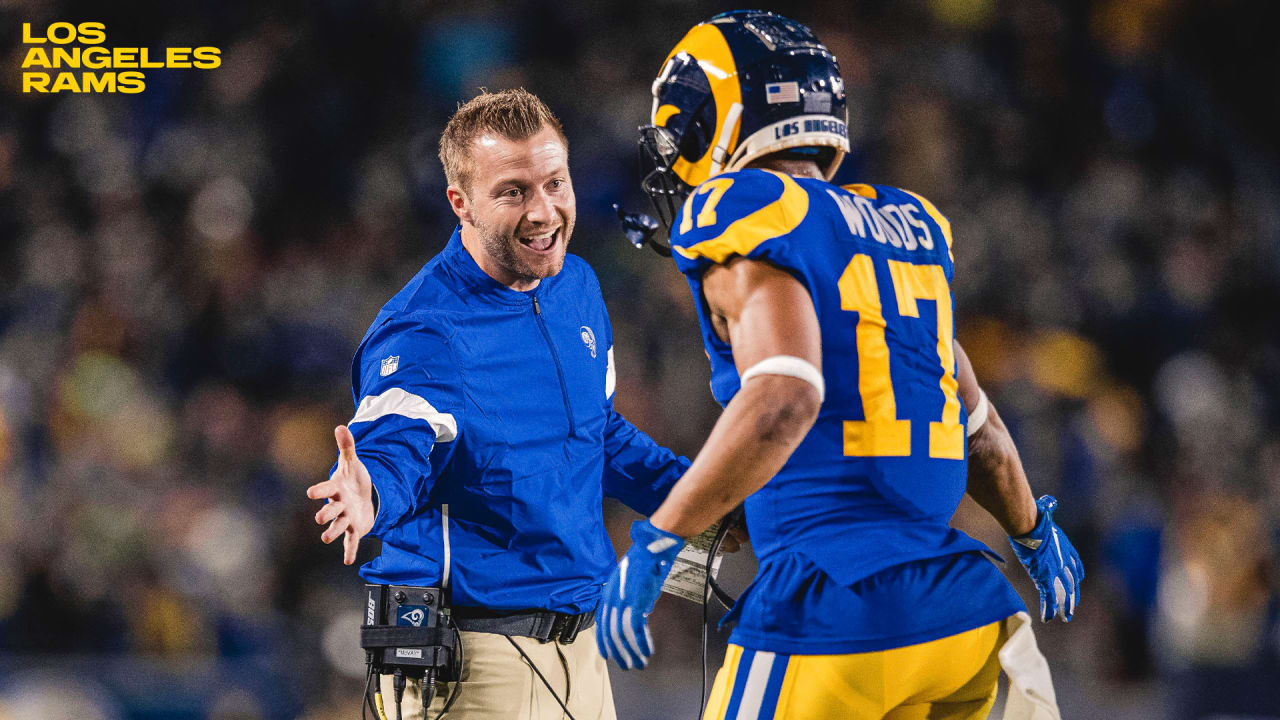 Cbs Sports Rams Sean Mcvay One Of Top 10 Coaches In The Nfl