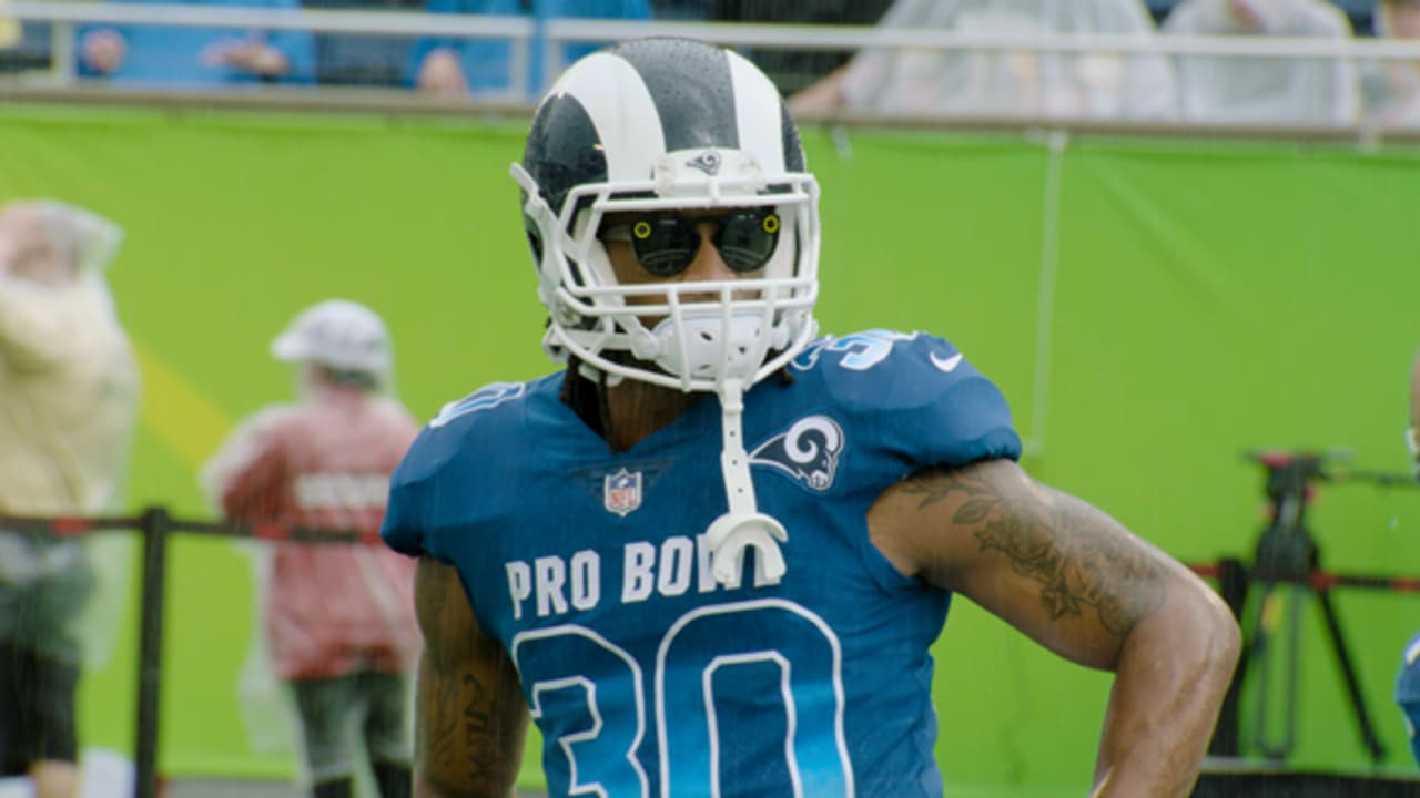 Wired Todd Gurley At 2018 Pro Bowl