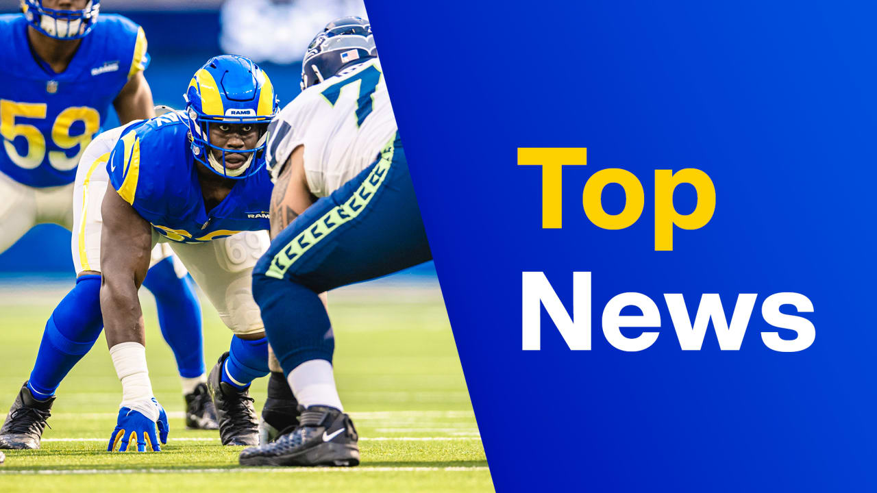 Top Rams News Previews And Predictions For Rams Seahawks Week 16