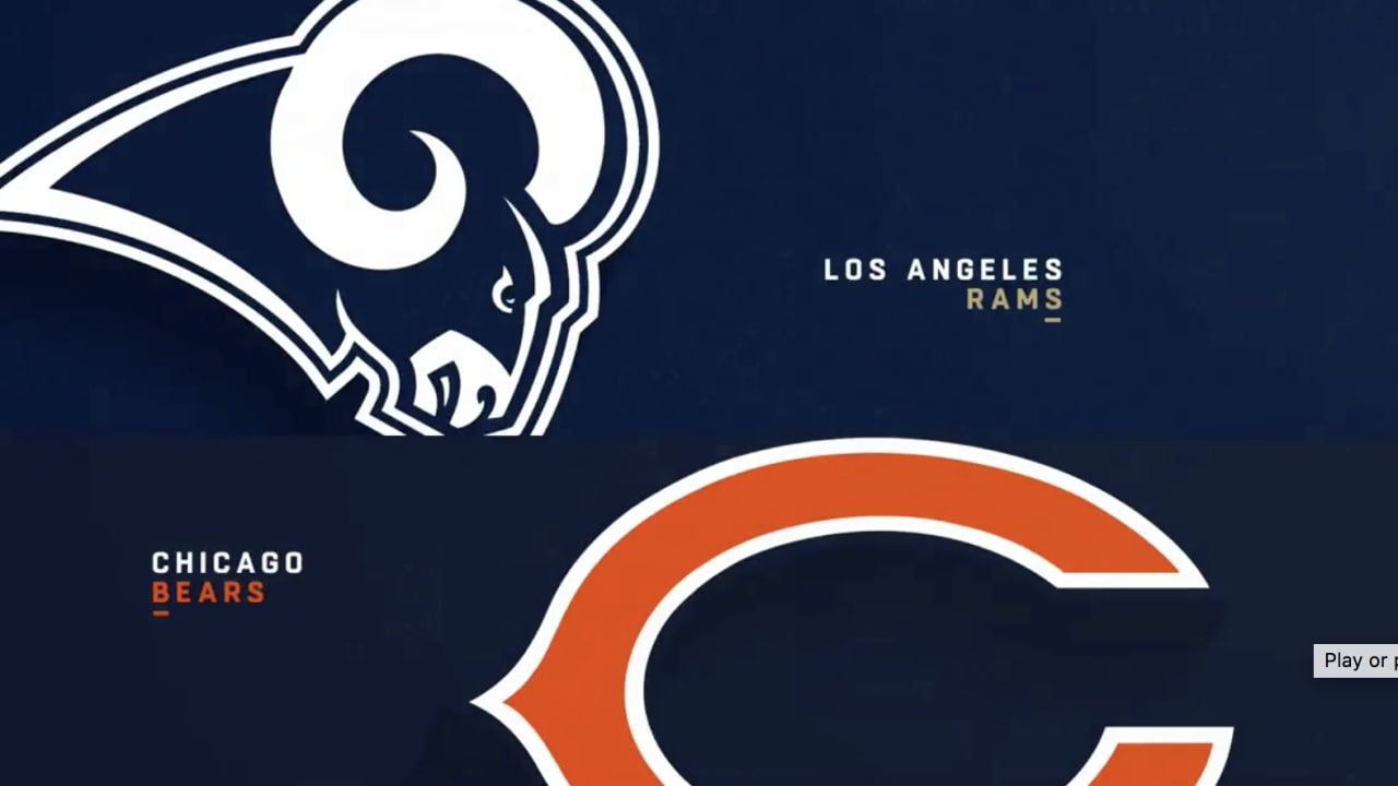 Image result for rams vs bears