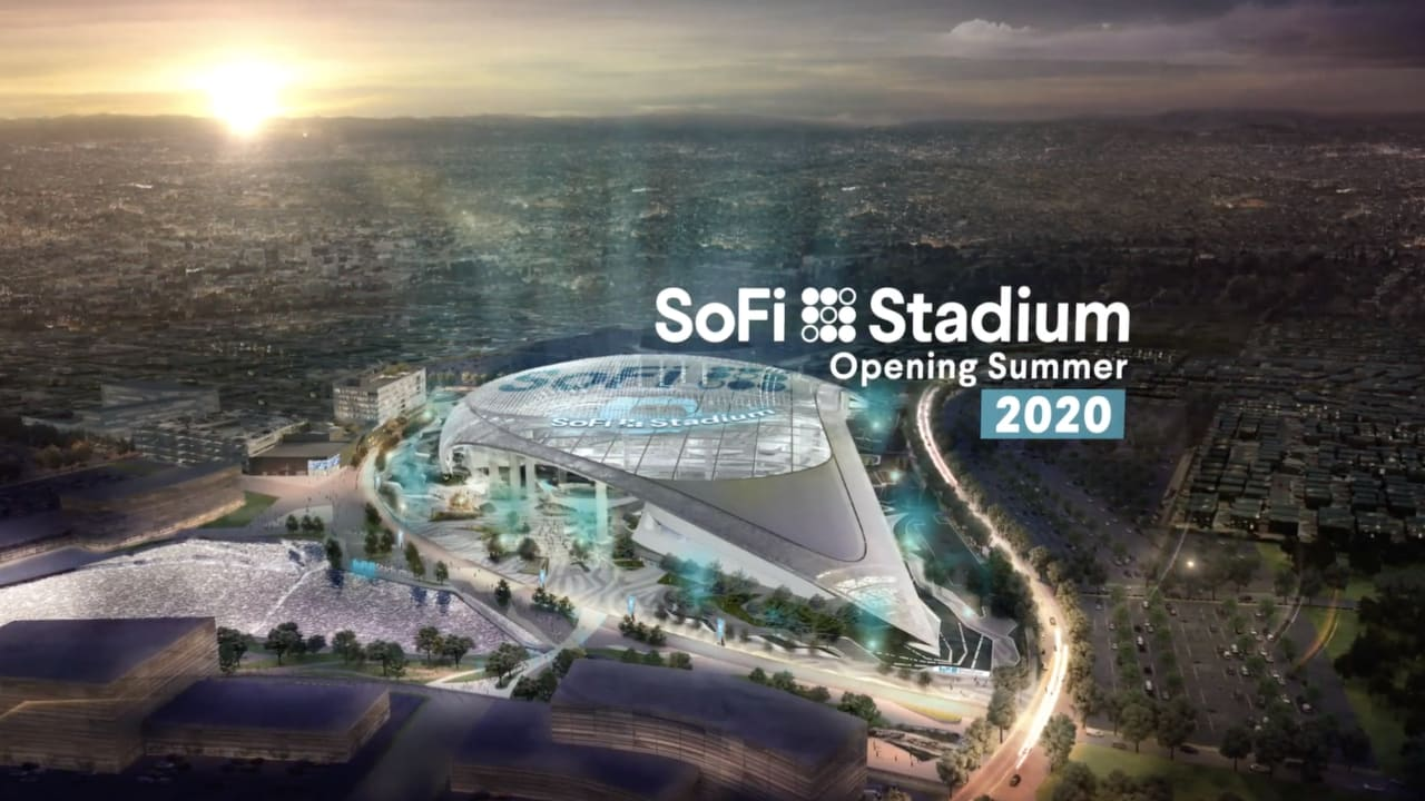 sofi stadium join us in 2020 sofi stadium join us in 2020