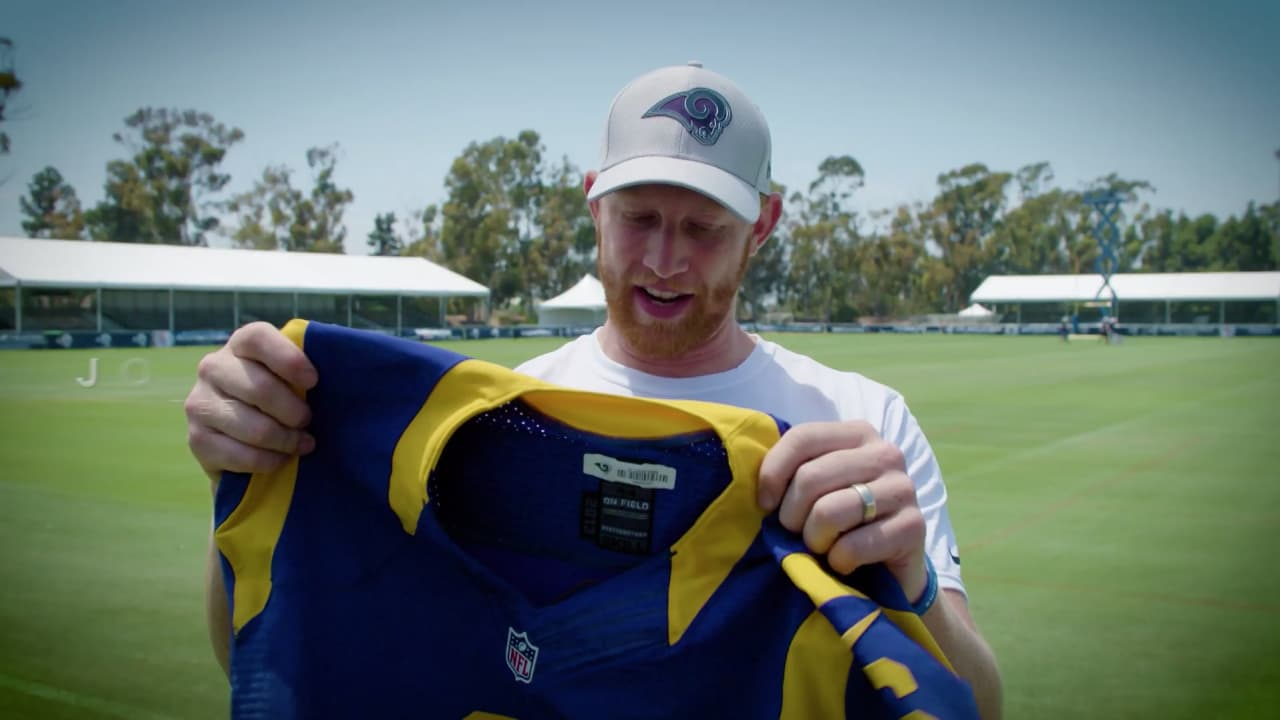 Players React to Rams Announcing Uniform Updates