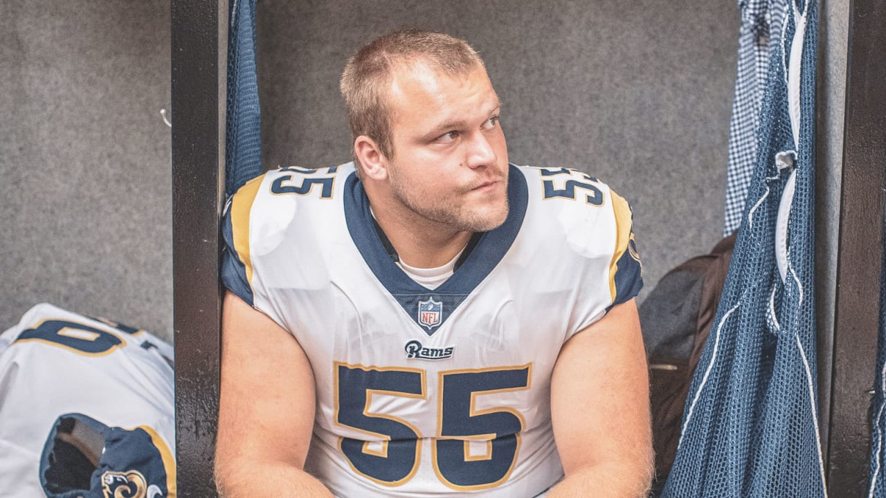 Brian Allen ready to compete for starting center