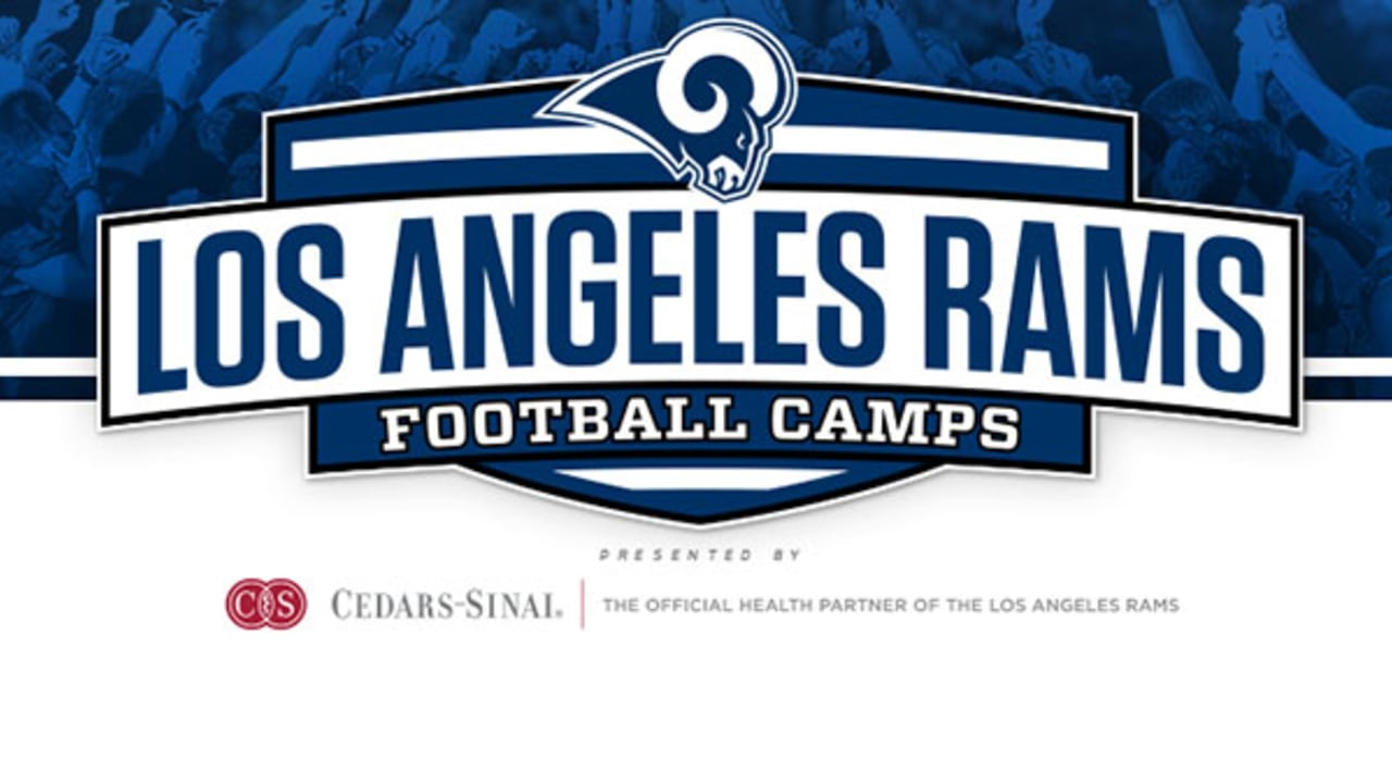 Rams Announce Summer Youth and High School Football Camps