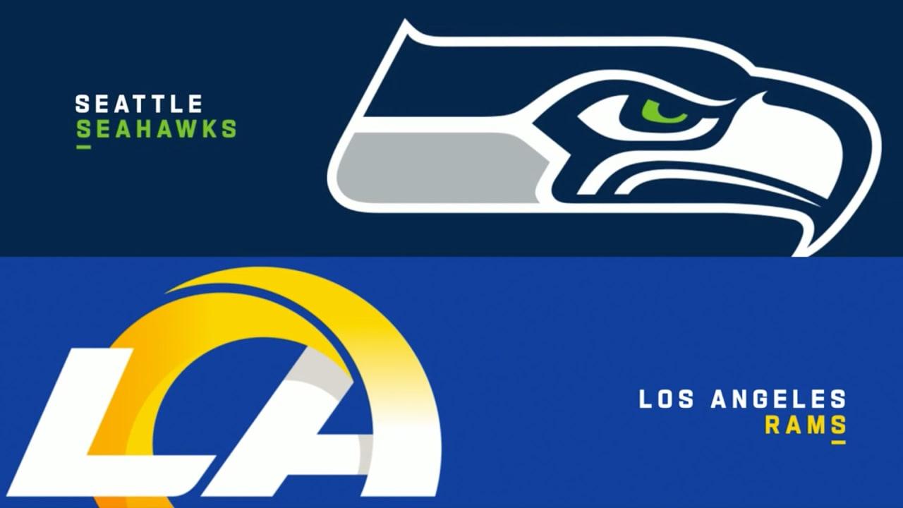 Rams Vs Seahawks Highlights Week 10