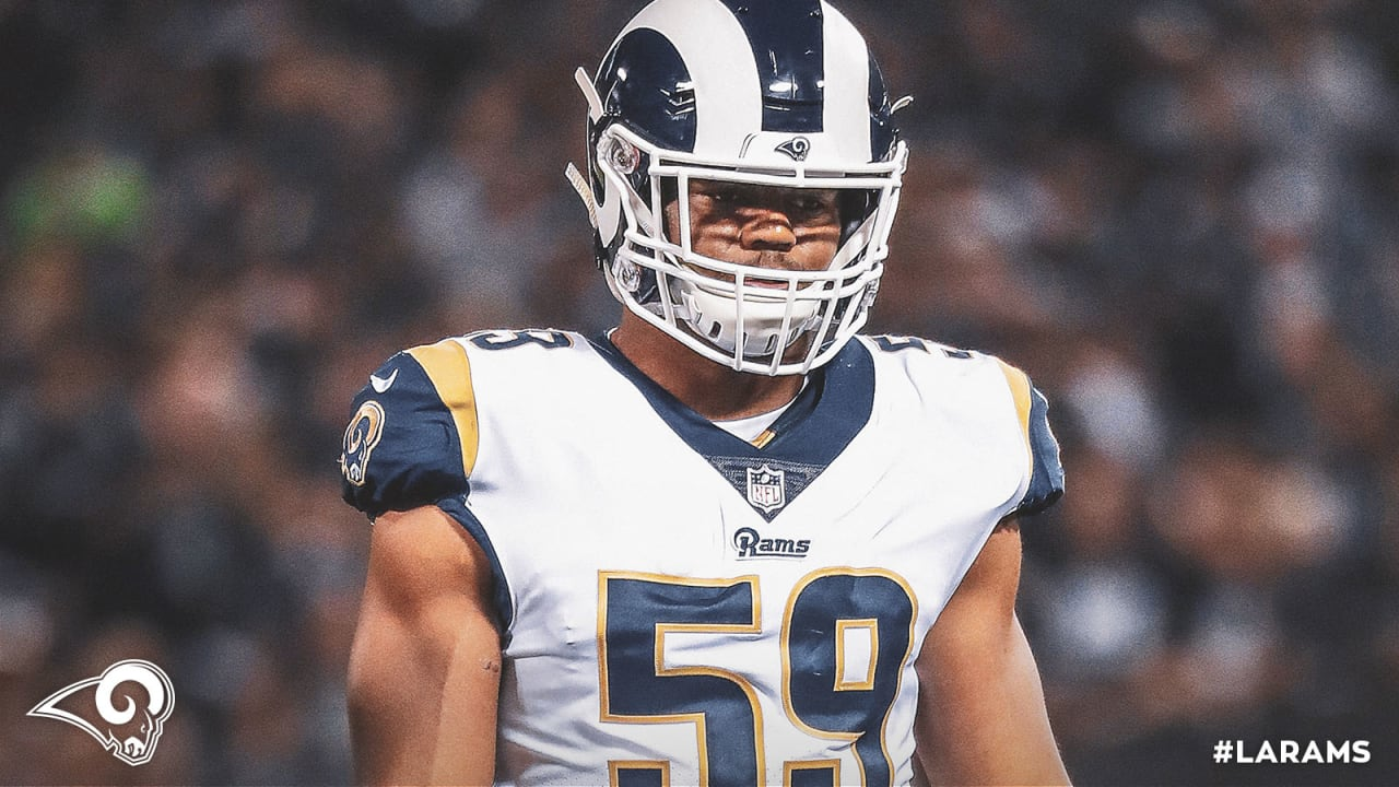 buy popular 3d90e be5a0 Countdown to Camp: Rams will have at least one new starter ...