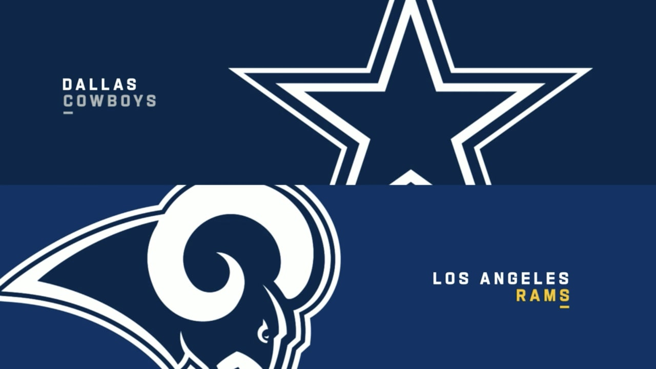 rams vs cowboys - photo #43
