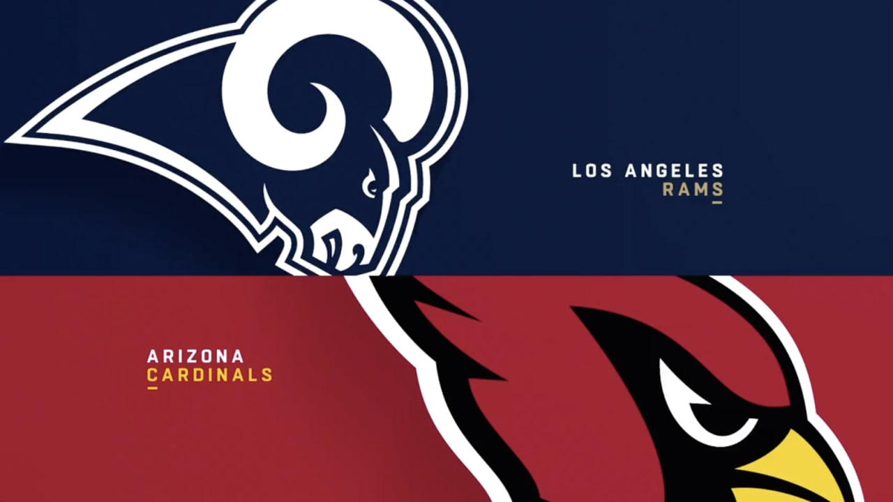 Rams vs. Cardinals highlights | Week 16