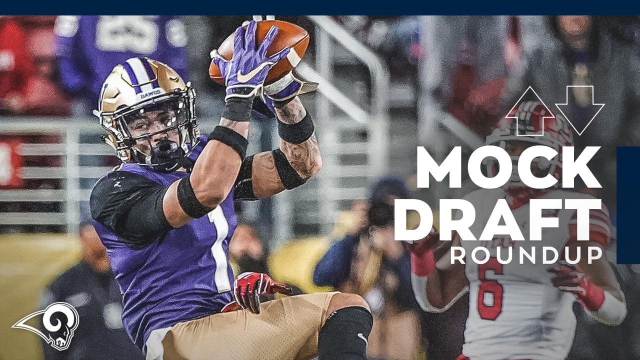 2019 Rams Mock Draft Roundup  First edition 2193b6004