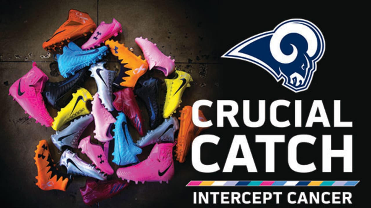 67d5a11bb5a6de Rams Support #CrucialCatch Campaign