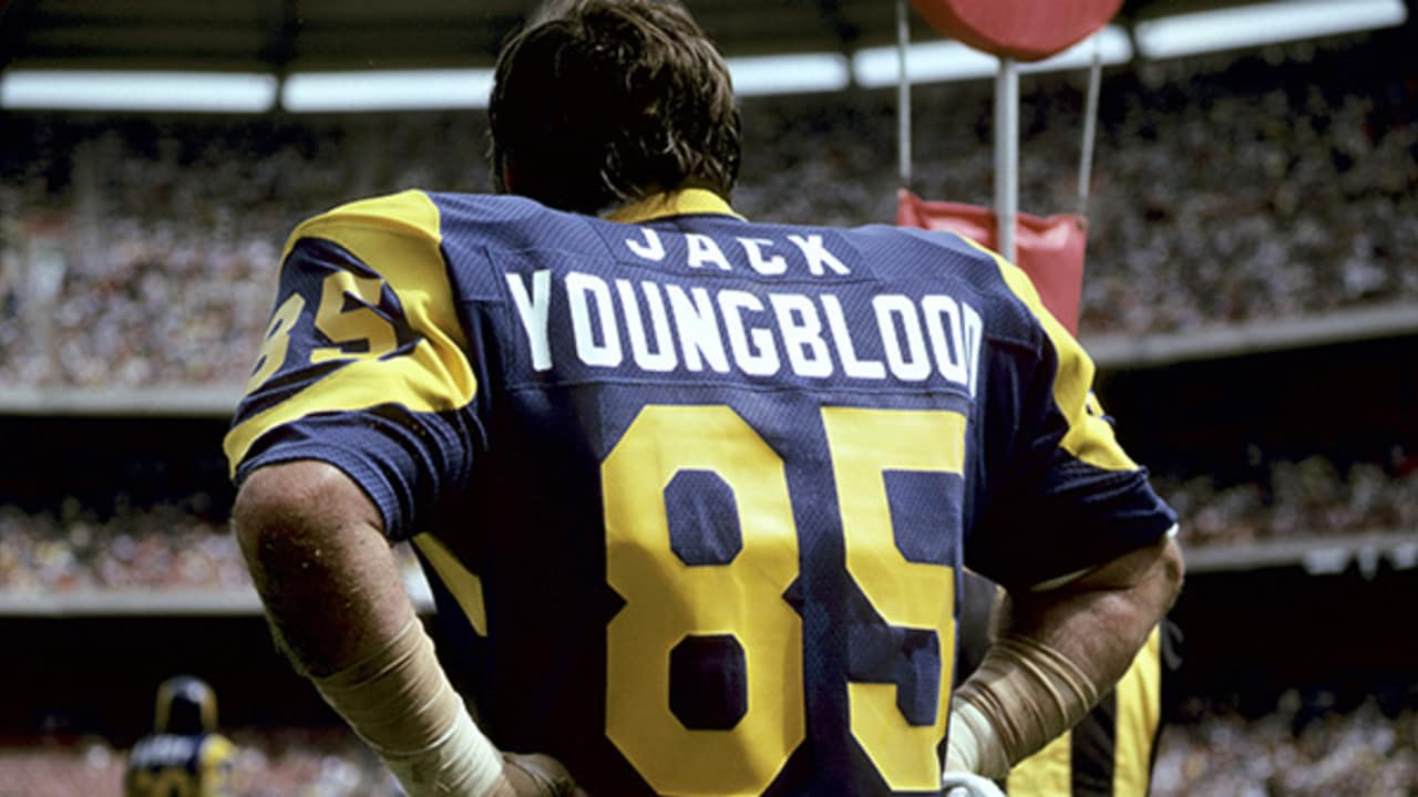 san francisco bc79f f8591 A Player's Perspective: Jack Youngblood Looks Back on His 17 ...