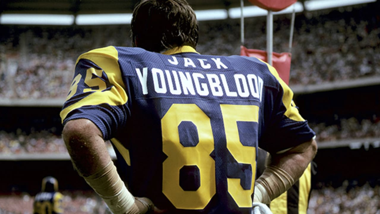 san francisco 7d31c 379d9 A Player's Perspective: Jack Youngblood Looks Back on His 17 ...