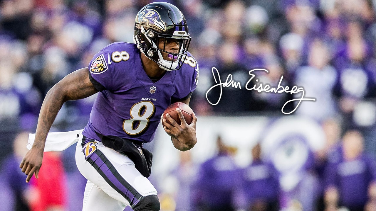 Eisenberg: Ravens Are Putting a Lot of Attention on Offense - BaltimoreRavens.com