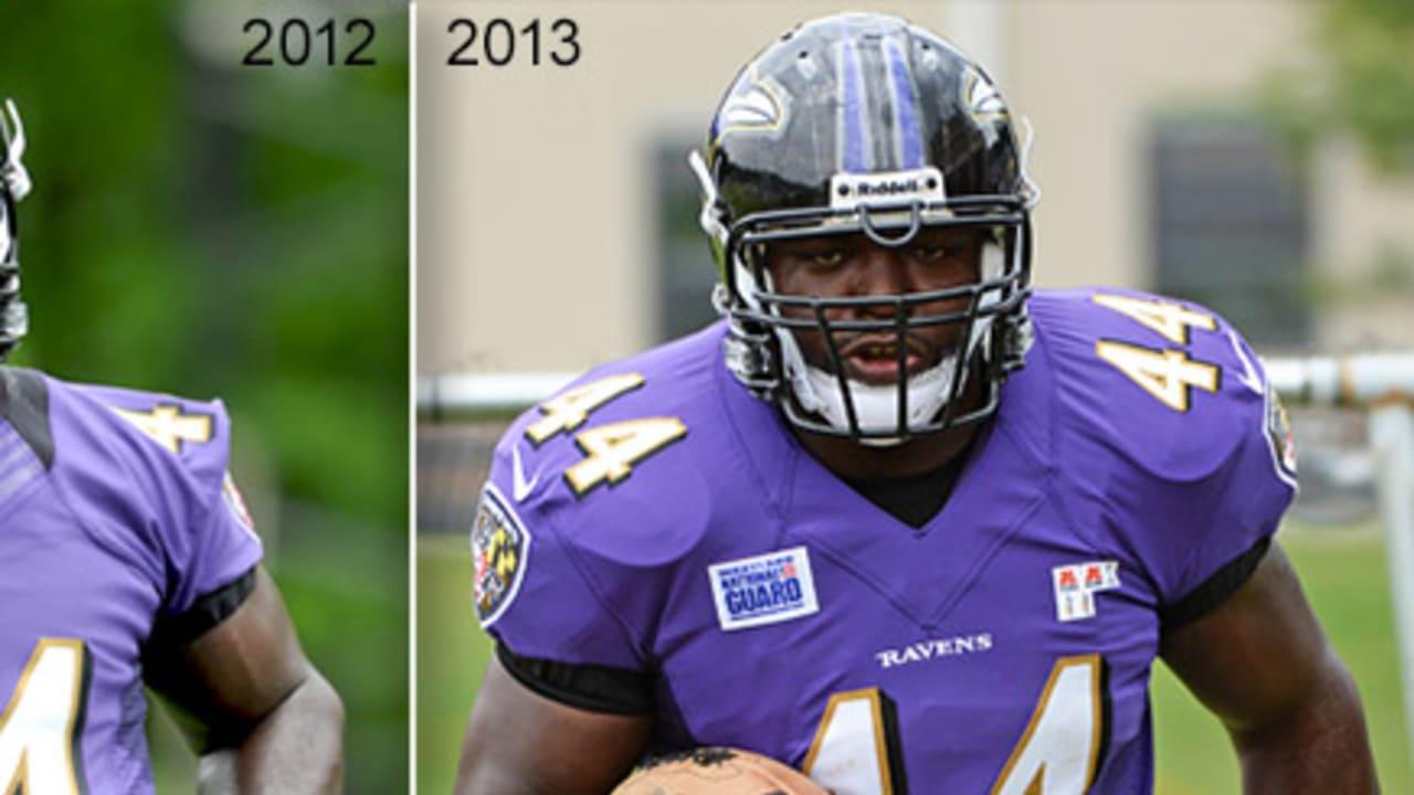Ravens Tweak Jerseys For 2013