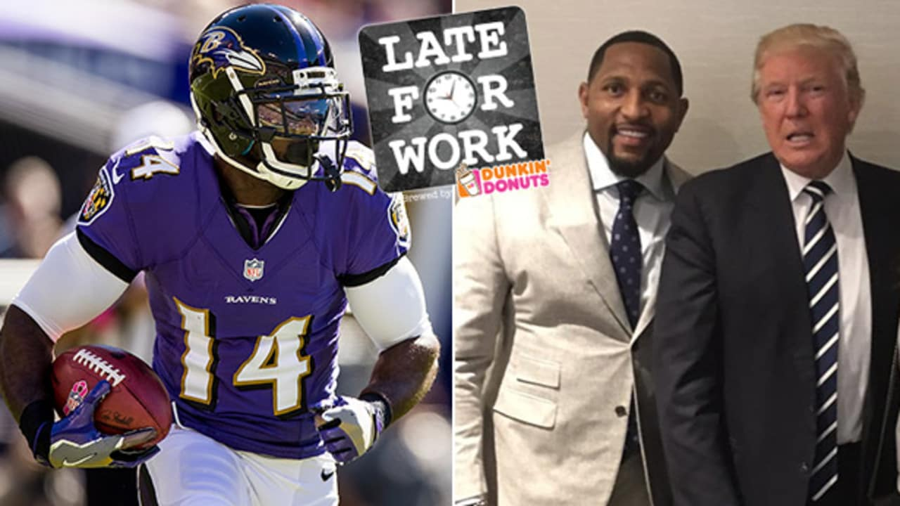 Late For Work 12/14: 5 Things To Know About Devin Hester Release ...