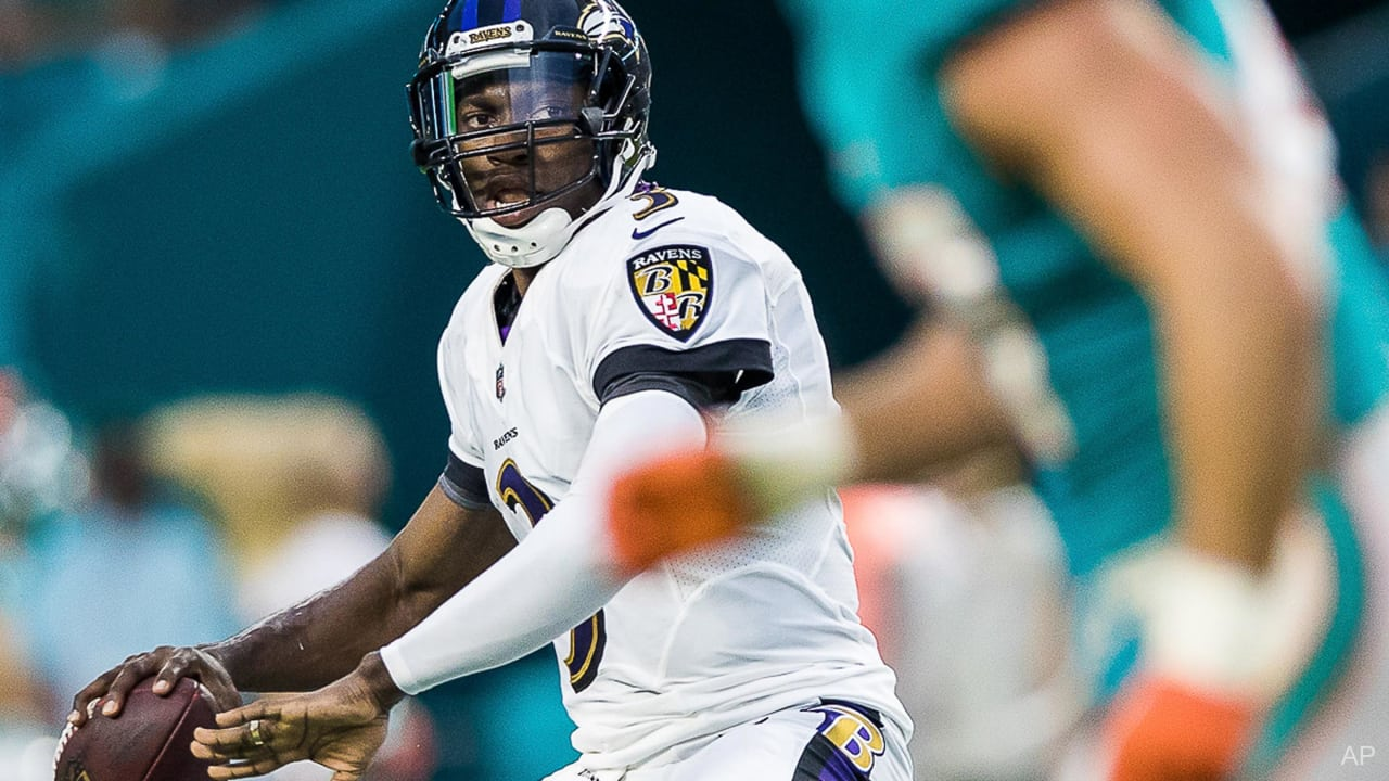 b3aa6bd4 Robert Griffin III Isn't Nervous Before Ravens Roster Cuts
