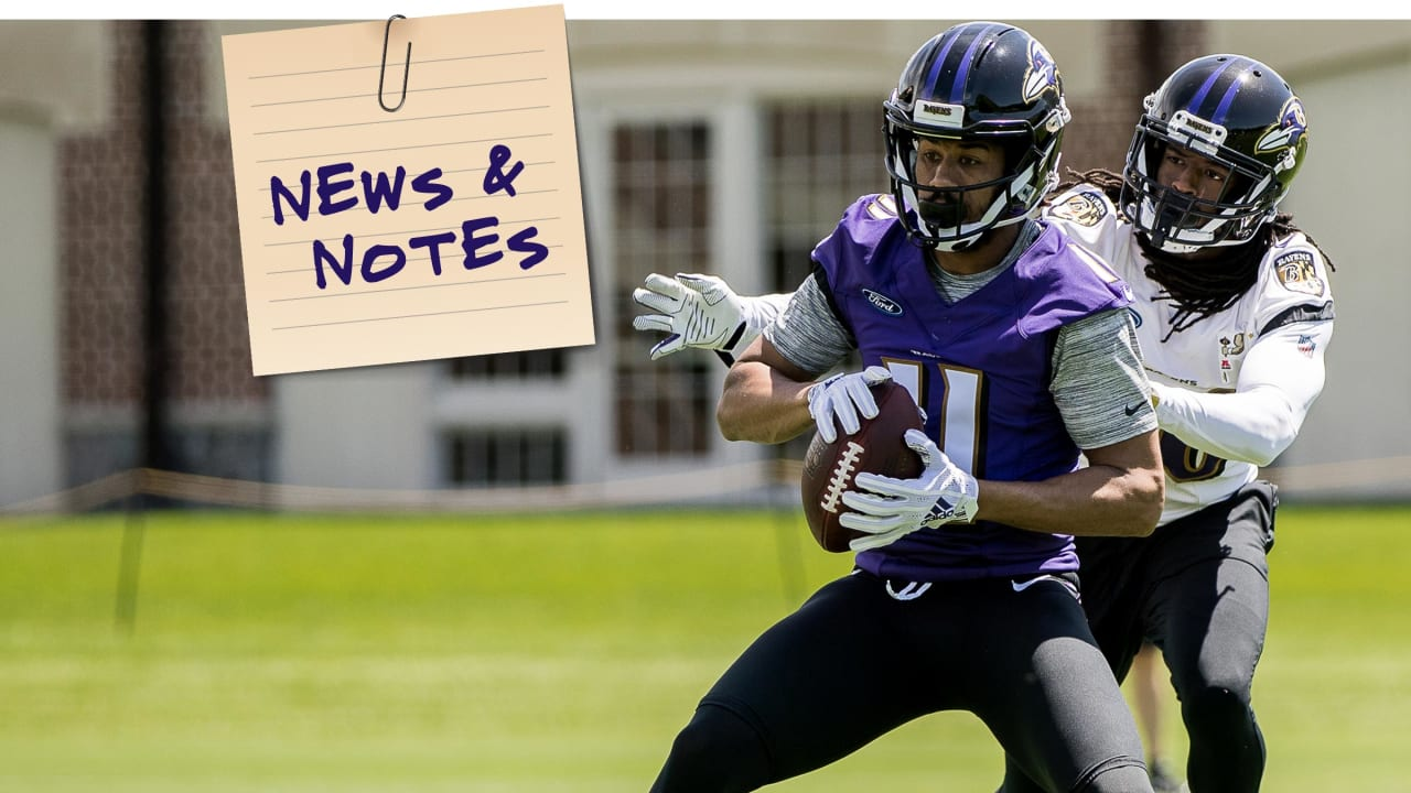 91a3a7b8e News & Notes 5/23: Lamar Jackson Learning New Offense and New Names