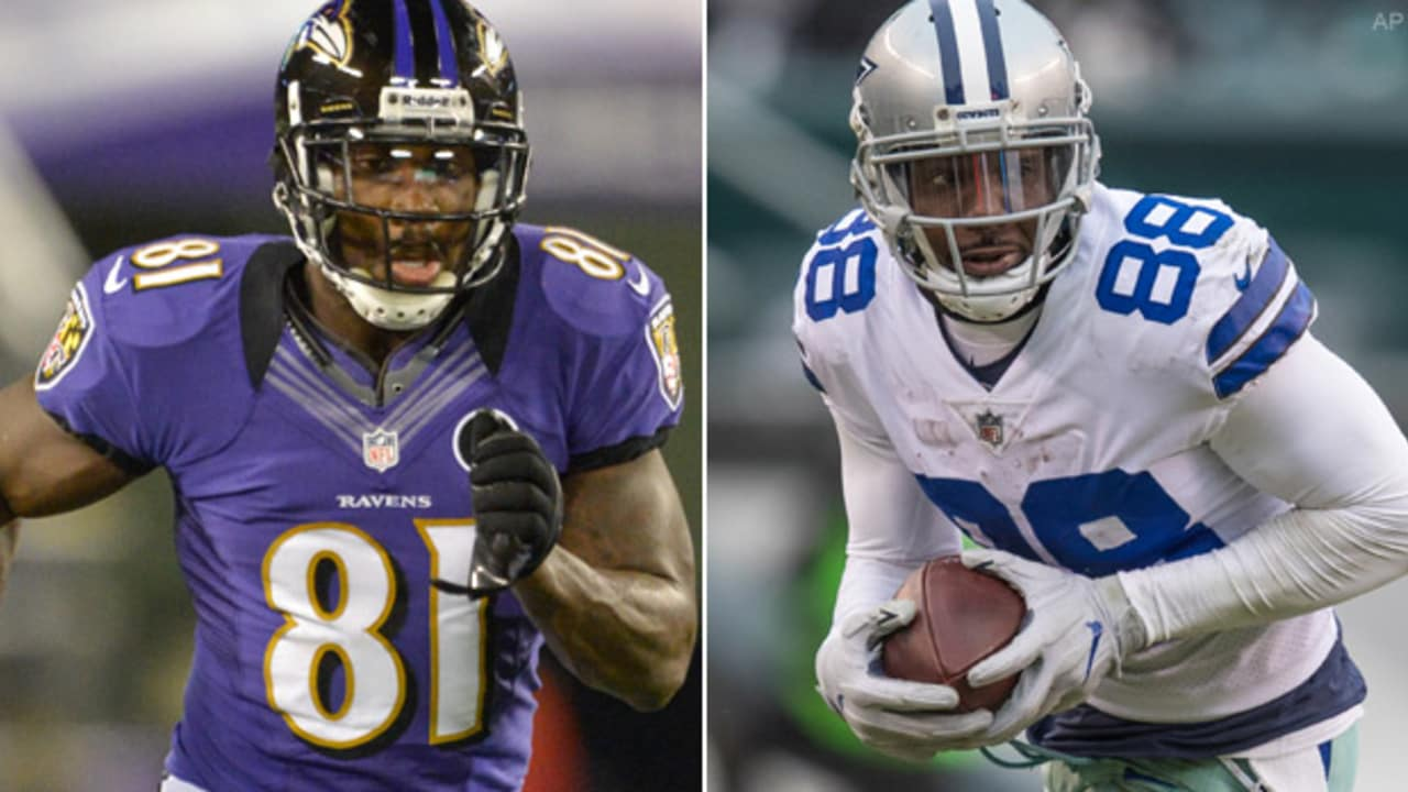 Joe Flacco Sees Anquan Boldin In Dez Bryant Eric Weddle Is