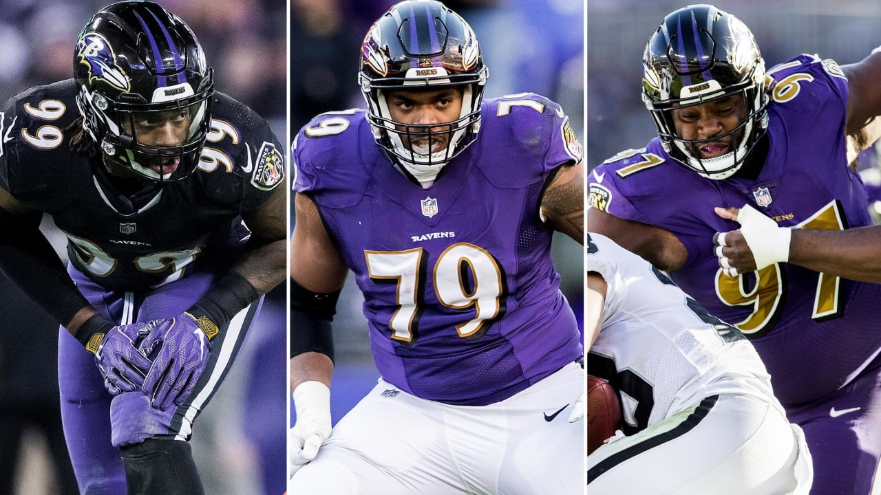 Three Young Players Who Ravens Could Target for Contract Extensions d08751869c3